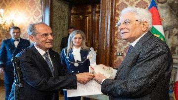 4 - Mattarella incontra una Delegazione della Lega Italiana per la lotta contro i tumori