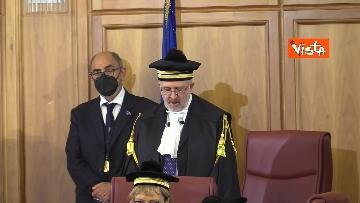 1 - Parificazione del Rendiconto generale dello Stato alla Corte dei Conti. Le foto