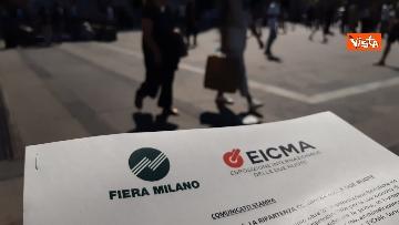 1 - Torna Eicma, il salone delle due ruote alla Fiera di Milano