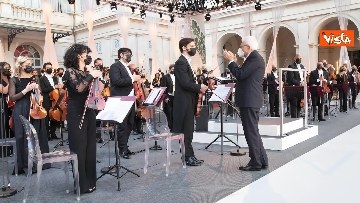 6 - Il concerto al Quirinale per il Corpo diplomatico per la Festa della Repubblica. Le immagini