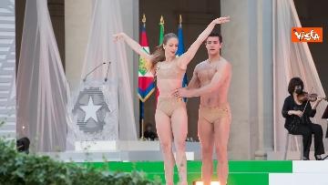 1 - Il concerto al Quirinale per il Corpo diplomatico per la Festa della Repubblica. Le immagini
