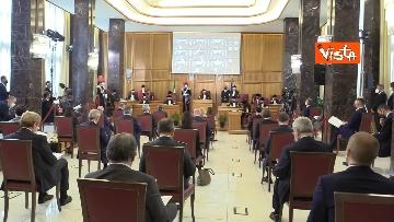 2 - Parificazione del Rendiconto generale dello Stato alla Corte dei Conti. Le foto