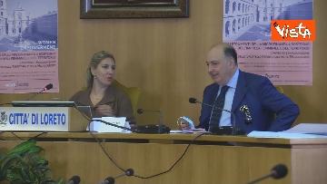 2 - Covid, convegno sulle imprese femminili e il sostegno del Microcredito a Loreto. Le foto