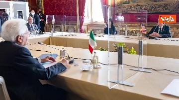 3 - Il Presidente Mattarella riceve il segretario di Stato Usa Blinken