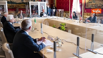5 - Il Presidente Mattarella riceve il segretario di Stato Usa Blinken