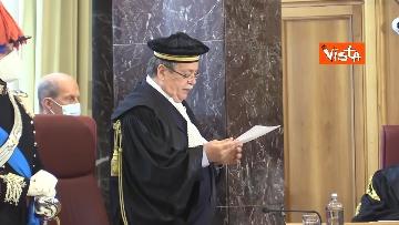 9 - Parificazione del Rendiconto generale dello Stato alla Corte dei Conti. Le foto
