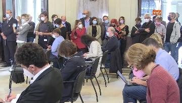 1 - Conferenza stampa di Beppe Sala all'indomani del risultato delle amministrative. Le foto