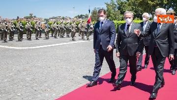 6 - Mattarella riceve i Capitani Reggenti della Repubblica di San Marino