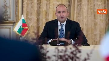 7 - Mattarella riceve il Presidente della Repubblica della Bulgaria