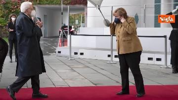 6 - Il Presidente Mattarella a Berlino incontra Angela Merkel