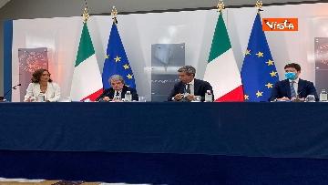6 - Green pass lavoratori, conferenza stampa con i ministri Orlando, Brunetta e Speranza. Le foto