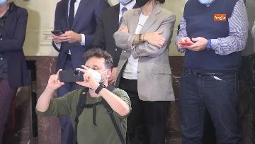 4 - Conferenza stampa di Beppe Sala all'indomani del risultato delle amministrative. Le foto