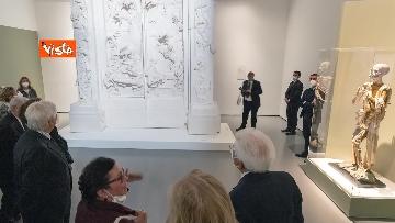 1 - Mattarella inaugura la mostra