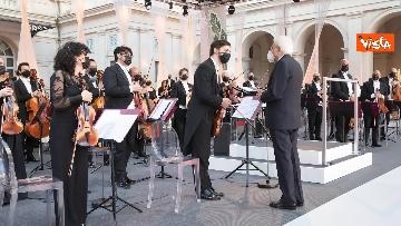 9 - Il concerto al Quirinale per il Corpo diplomatico per la Festa della Repubblica. Le immagini