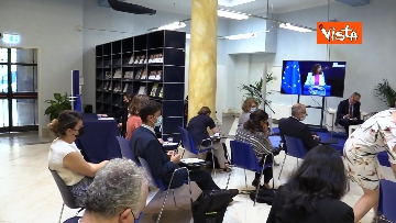 5 - Tavola rotonda sullo stato dell'Unione alla Rappresentanza in Italia Commissione Ue. Le foto