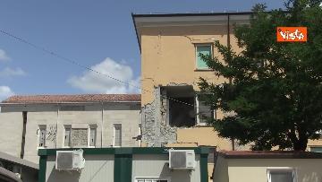 10 - Commemorazione vittime Amatrice, le immagini della città distrutta dal terremoto del 2016
