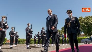 2 - Mattarella riceve il Presidente della Repubblica della Bulgaria
