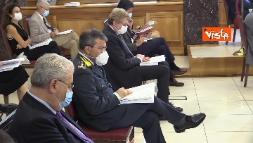 3 - Parificazione del Rendiconto generale dello Stato alla Corte dei Conti. Le foto