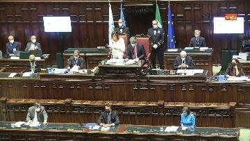 10 - Alla Camera il Pre-COP26 Parliamentary Meeting con Mattarella, Pelosi e Parisi. Le foto
