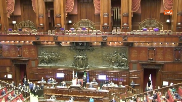 6 - Alla Camera il Pre-COP26 Parliamentary Meeting con Mattarella, Pelosi e Parisi. Le foto
