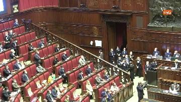 9 - Alla Camera il Pre-COP26 Parliamentary Meeting con Mattarella, Pelosi e Parisi. Le foto