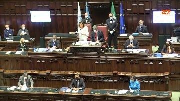 7 - Alla Camera il Pre-COP26 Parliamentary Meeting con Mattarella, Pelosi e Parisi. Le foto