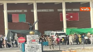 9 - Decolla l'ultimo velivolo da Kabul, conclusa la missione ventennale della Difesa in Afghanistan