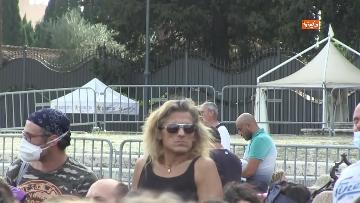 7 - Protesta contro il green pass a Piazza San Giovanni a Roma. Le foto