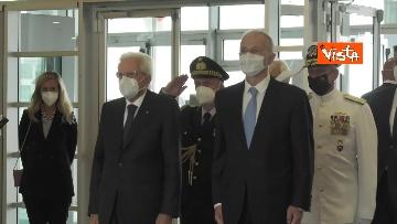 2 - La Nato festeggia i 70 anni dalla nascita. Le foto di Mattarella a Napoli per le celebrazioni