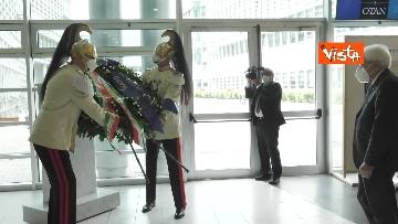 3 - La Nato festeggia i 70 anni dalla nascita. Le foto di Mattarella a Napoli per le celebrazioni