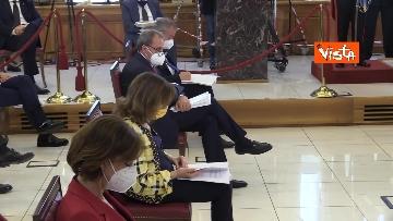 4 - Parificazione del Rendiconto generale dello Stato alla Corte dei Conti. Le foto