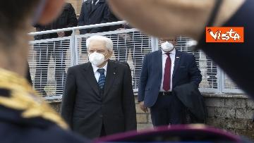 """4 - Il Presidente della Repubblica in visita all'Istituto Fiume Giallo per la resentazione de """"Il mio diario"""" per l'anno scolastico 2021/2022"""