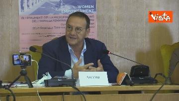 6 - Covid, convegno sulle imprese femminili e il sostegno del Microcredito a Loreto. Le foto